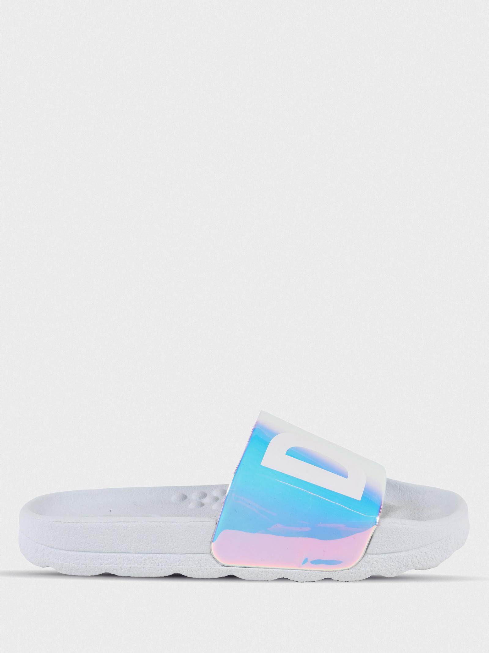 Шлёпанцы для детей DKNY D39023/111 размеры обуви, 2017