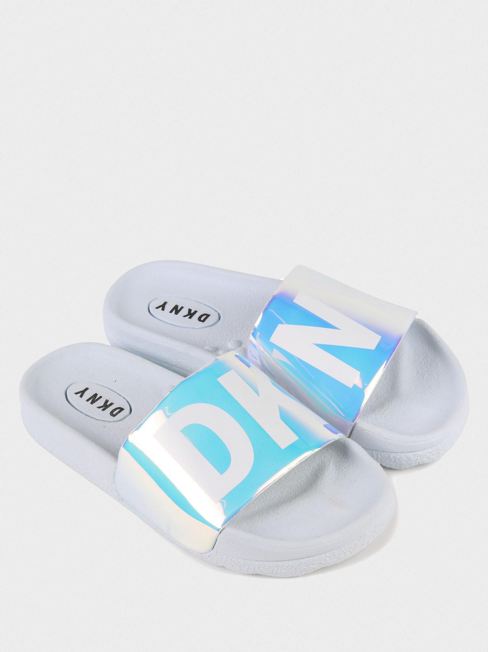 Шлёпанцы для детей DKNY D39023/111 купить в Интертоп, 2017