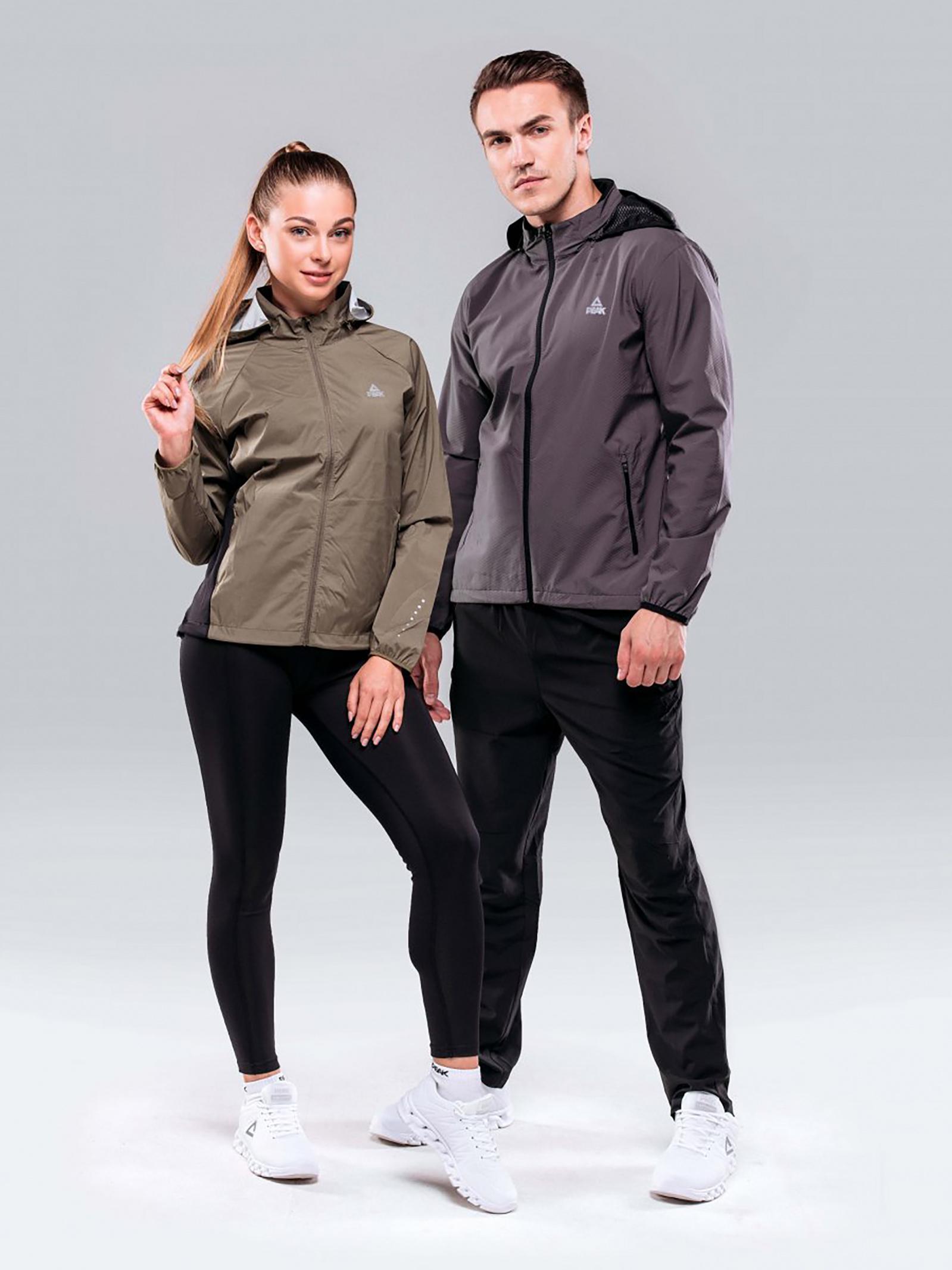 Peak Куртка жіночі модель F281008-KHA якість, 2017