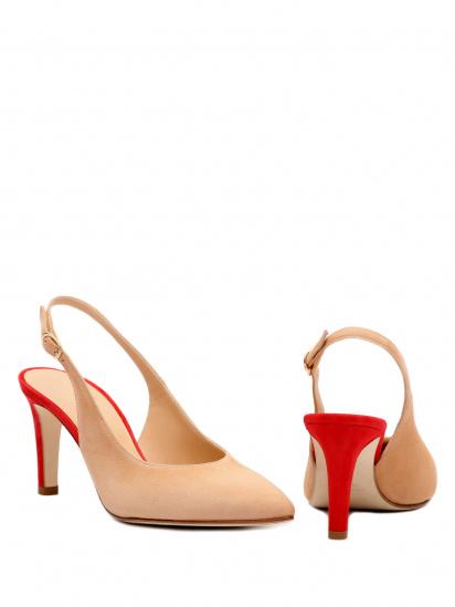 Туфлі  жіночі SITELLE FEO70BEI розмірна сітка взуття, 2017