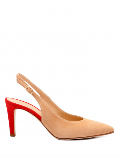 Туфлі  жіночі SITELLE FEO70BEI примірка, 2017