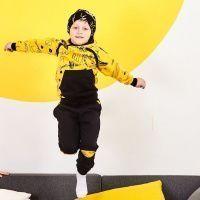 Штаны спортивные детские Fox&Roll модель FR~69113-1 , 2017