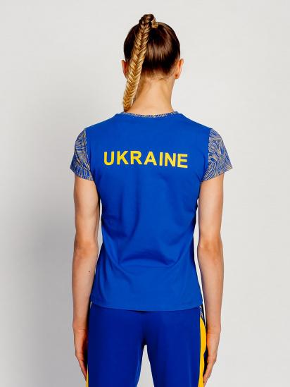 Peak Футболка жіночі модель FS-UW1813NOK-BLU придбати, 2017