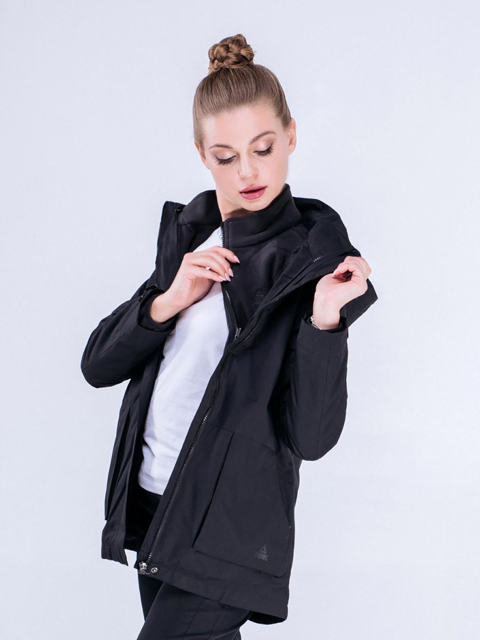 Peak Куртка жіночі модель FW293162-BLA , 2017