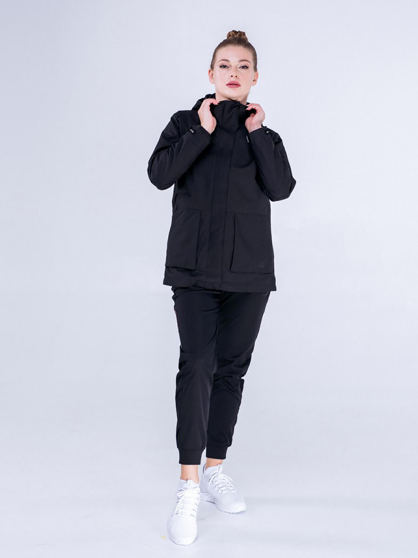 Peak Куртка жіночі модель FW293162-BLA якість, 2017