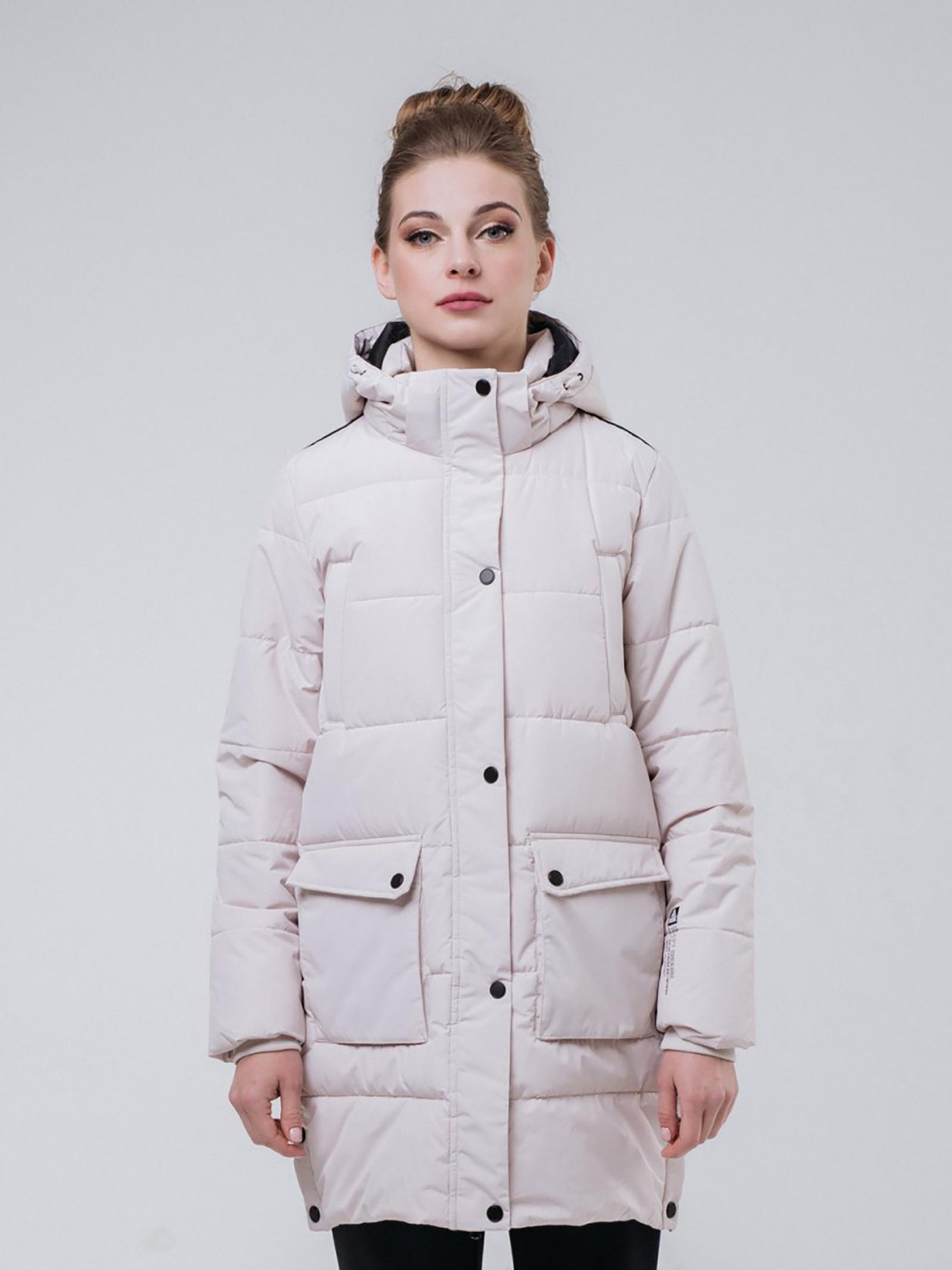 Peak Пальто жіночі модель FW594172-KHA купити, 2017