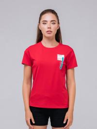Peak Футболка жіночі модель FW601352-RED якість, 2017