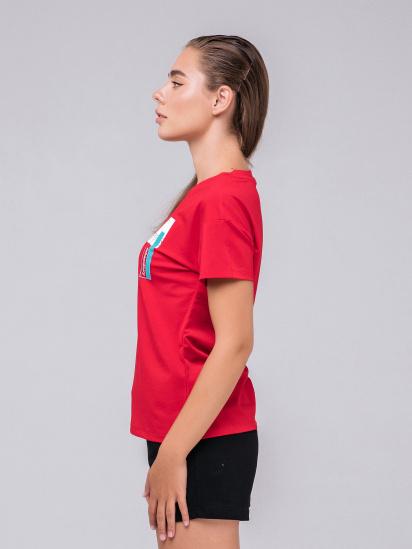 Peak Футболка жіночі модель FW601352-RED , 2017