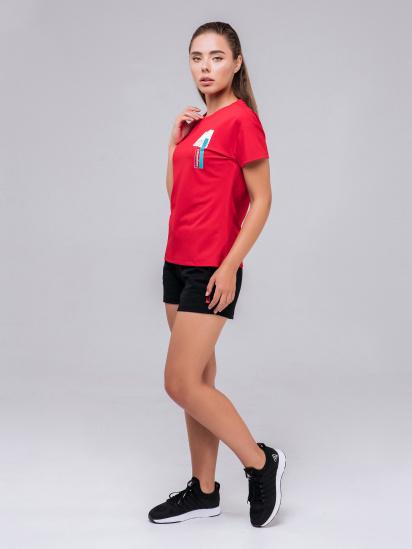 Peak Футболка жіночі модель FW601352-RED відгуки, 2017