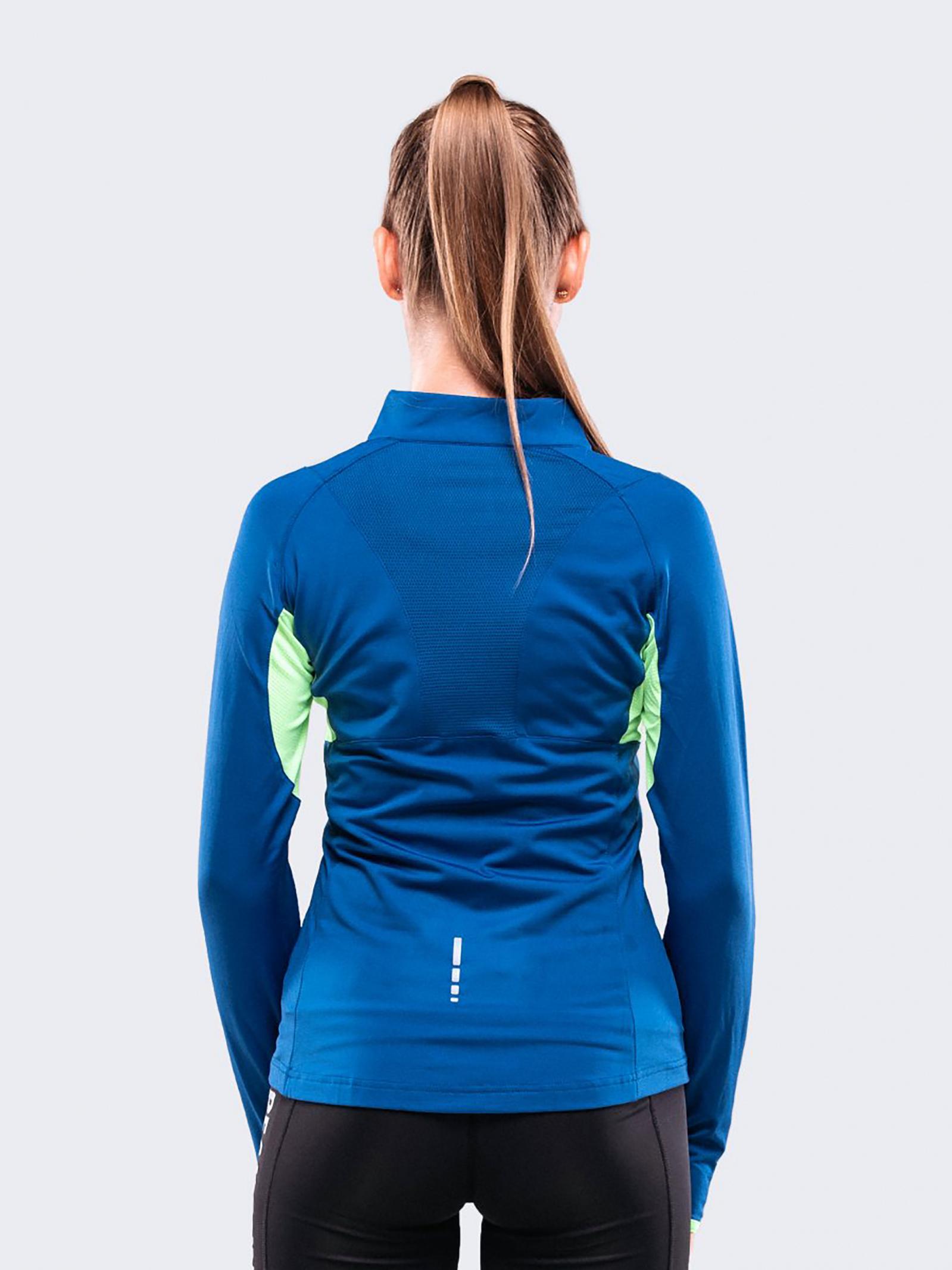 Peak Кофти та светри жіночі модель FW67024-BLU , 2017