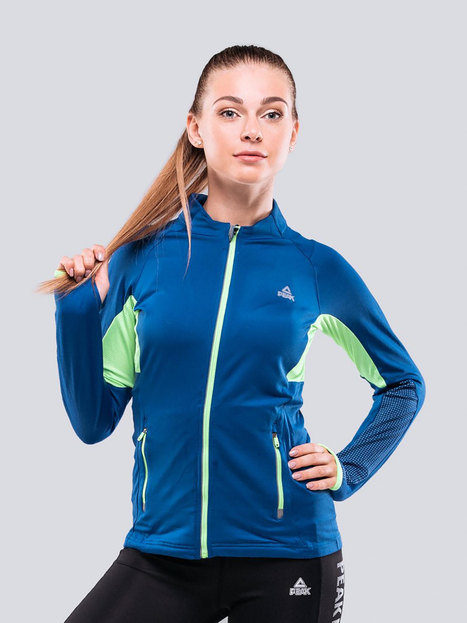 Peak Кофти та светри жіночі модель FW67024-BLU придбати, 2017