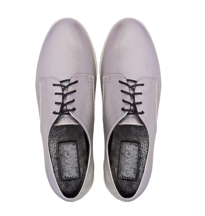 Туфли женские ТУФЛИ G1 G1.1.000000334 брендовая обувь, 2017