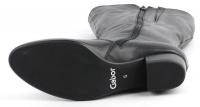 Сапоги женские Gabor 76.618-57 размерная сетка обуви, 2017