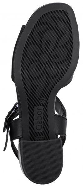 Босоножки женские Gabor GB2226 размерная сетка обуви, 2017