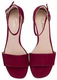 Босоножки женские Gabor GB2229 размерная сетка обуви, 2017