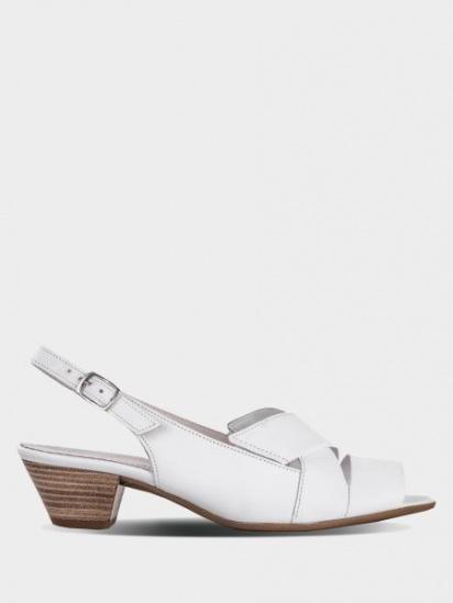 Босоніжки  жіночі Gabor 26.571.50 розмірна сітка взуття, 2017