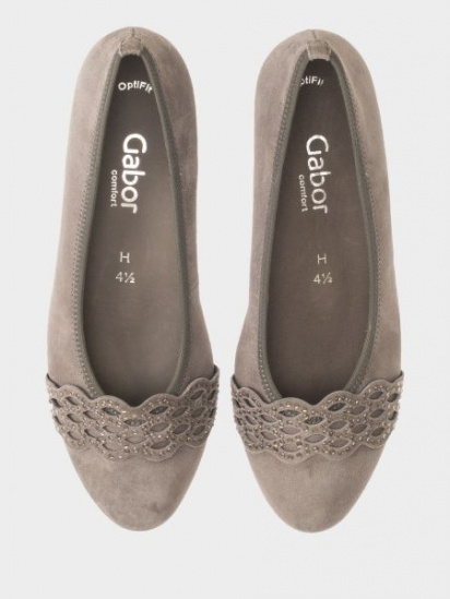 Туфлі Gabor модель 36.187.12 — фото 4 - INTERTOP