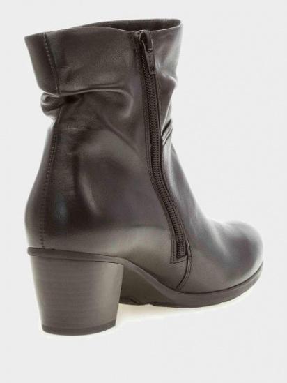 Ботинки женские Gabor GB2253 примерка, 2017