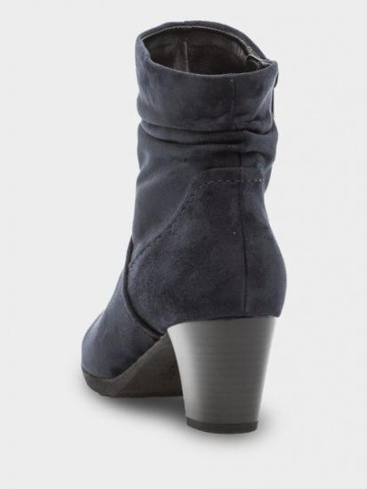 Ботинки женские Gabor GB2254 примерка, 2017