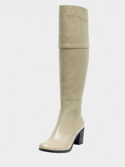 Сапоги для женщин Gino Figini GF-123-12 брендовая обувь, 2017