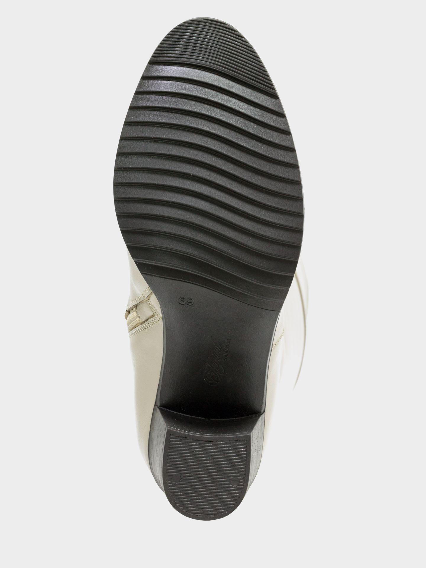 Сапоги для женщин Gino Figini GF-123-12 купить обувь, 2017