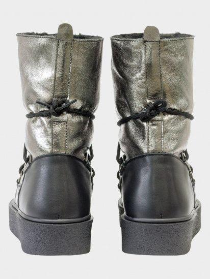 Сапоги женские Gino Figini GF-17112-02 брендовая обувь, 2017
