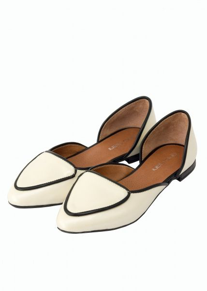 Купить Туфли женские Gino Figini GF-24-03, Бежевый