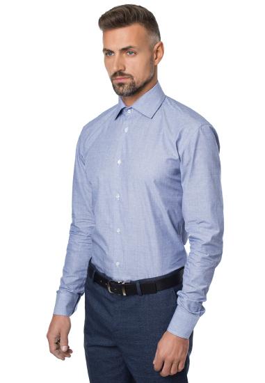 Сорочка з довгим рукавом Arber модель GF05.28.10 — фото - INTERTOP