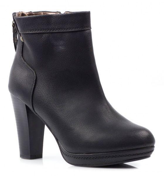 Купить Ботинки модель GH6, Plato, Черный