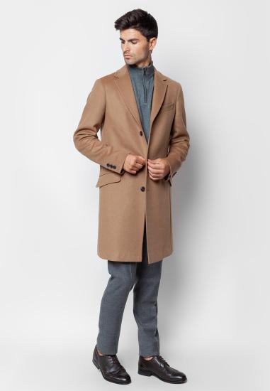 Пальто з утеплювачем Arber модель GK07.05.30 — фото 2 - INTERTOP