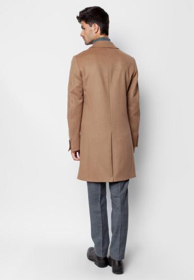 Пальто з утеплювачем Arber модель GK07.05.30 — фото 3 - INTERTOP