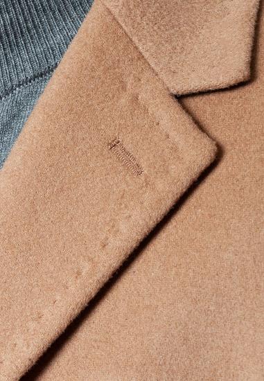 Пальто з утеплювачем Arber модель GK07.05.30 — фото 4 - INTERTOP