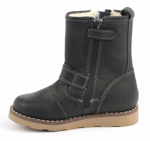 Сапоги для детей Garvalin GL273 размерная сетка обуви, 2017
