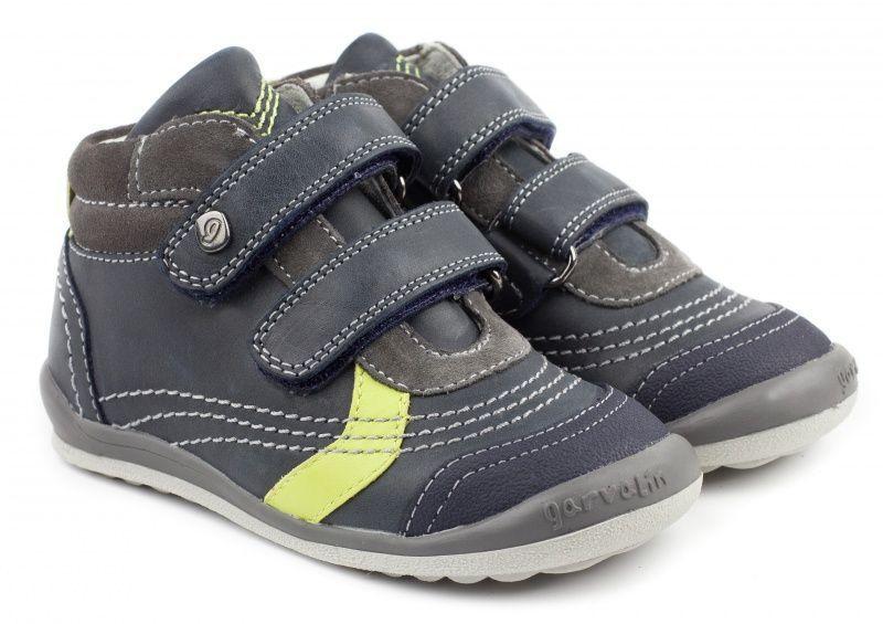 Ботинки детские Garvalin черевики дит.хлоп. GL390 размеры обуви, 2017