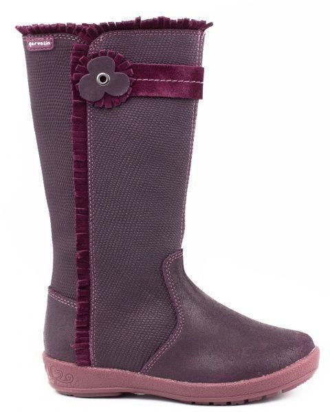 Купить Сапоги для детей Garvalin чоботи дит.дів. GL397, Бордовый
