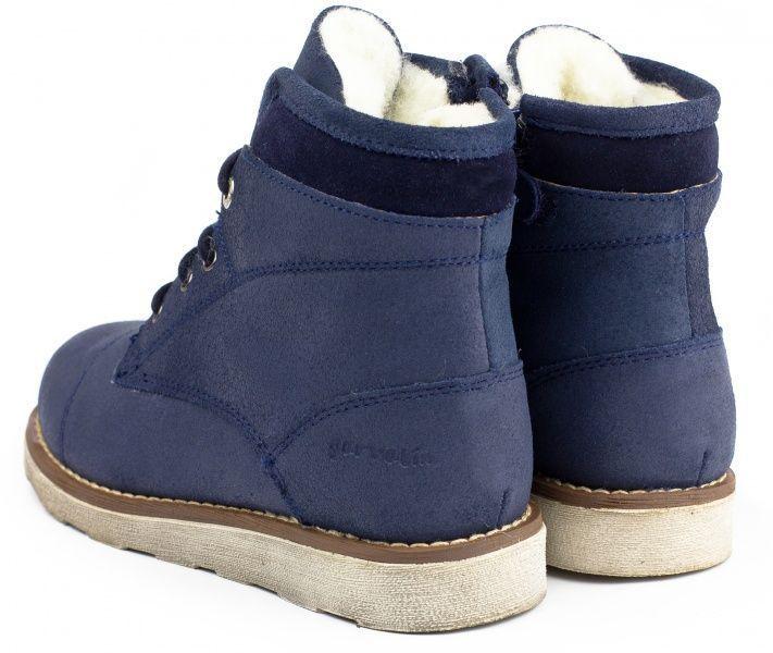 Ботинки для детей Garvalin черевики дит.хлоп. GL399 примерка, 2017