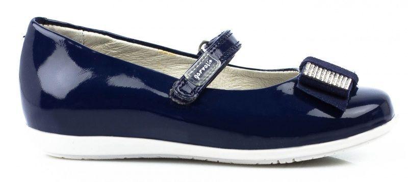Балетки для детей Garvalin GL421 размерная сетка обуви, 2017