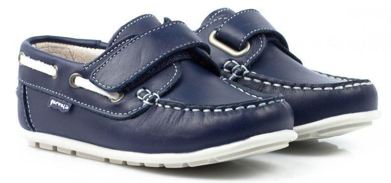 Мокасины для детей Garvalin GL425 размерная сетка обуви, 2017
