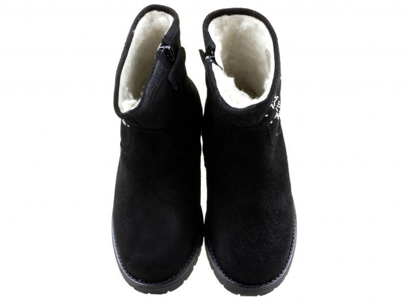 Сапоги детские Garvalin GL511 размерная сетка обуви, 2017