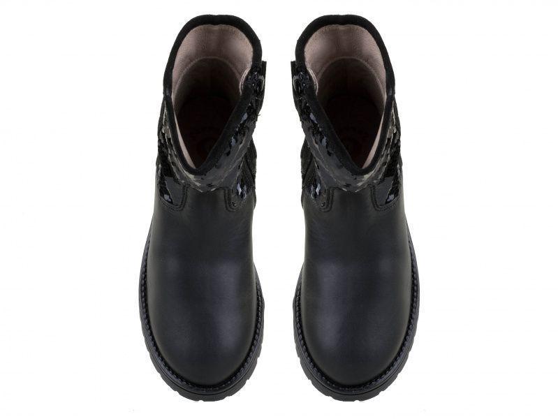 Сапоги детские Garvalin GL512 размерная сетка обуви, 2017