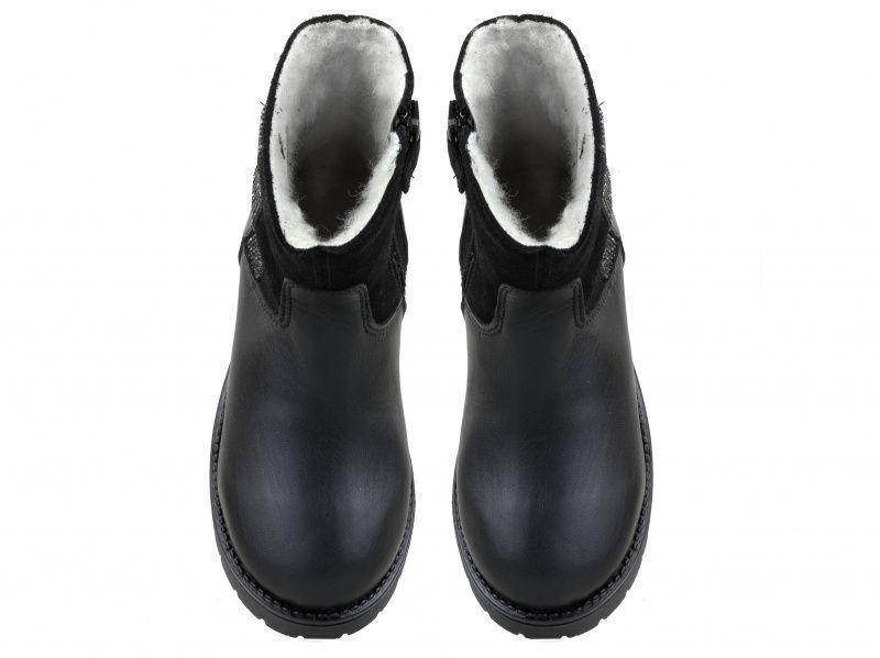 Сапоги детские Garvalin GL513 размерная сетка обуви, 2017