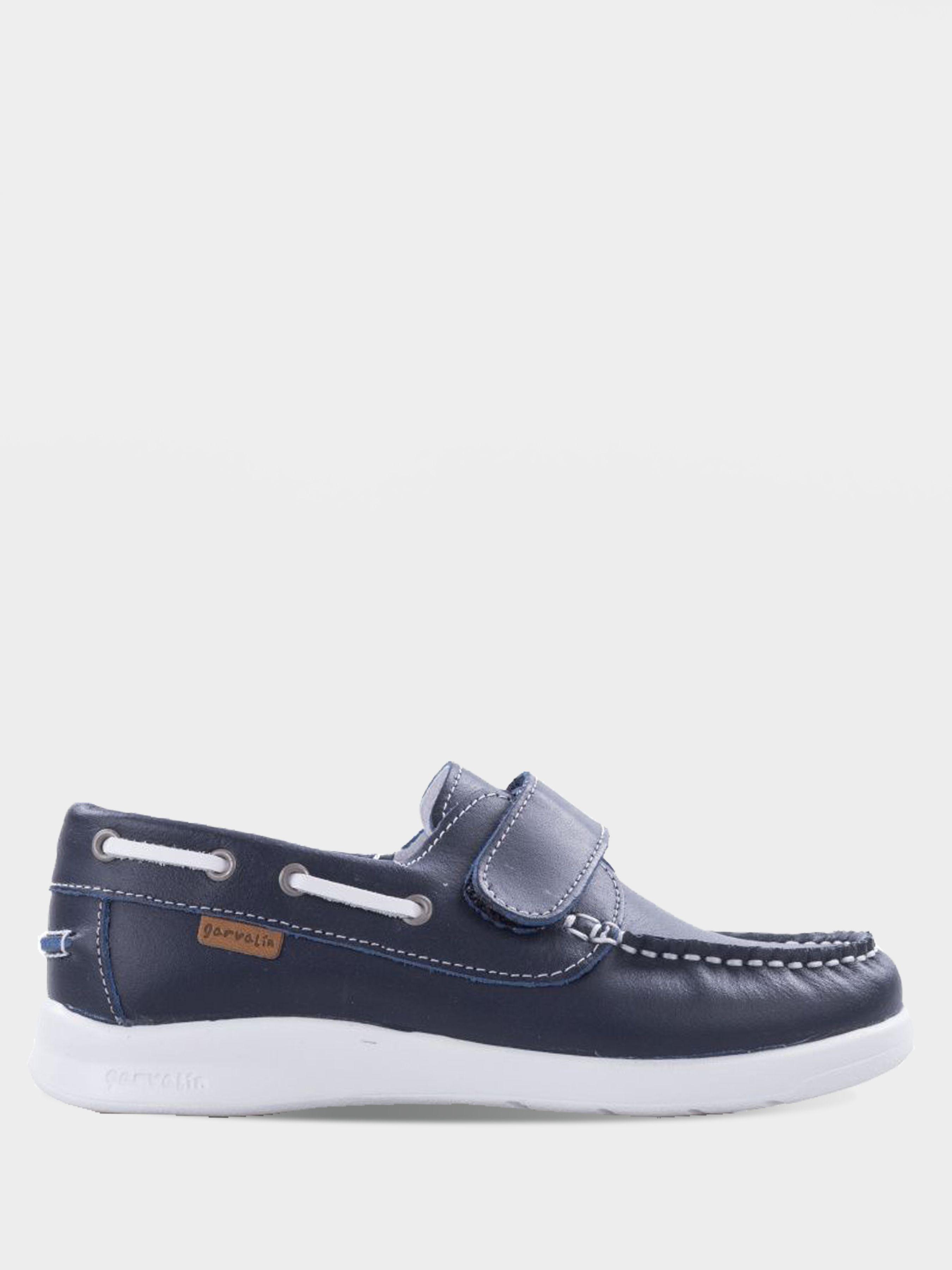 Мокасины для детей Garvalin GL537 размерная сетка обуви, 2017
