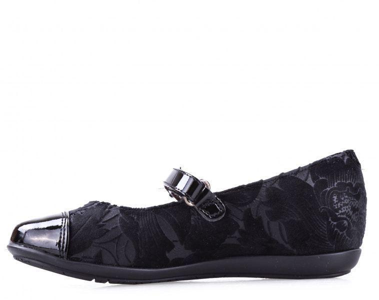 Балетки для детей Garvalin GL550 размерная сетка обуви, 2017