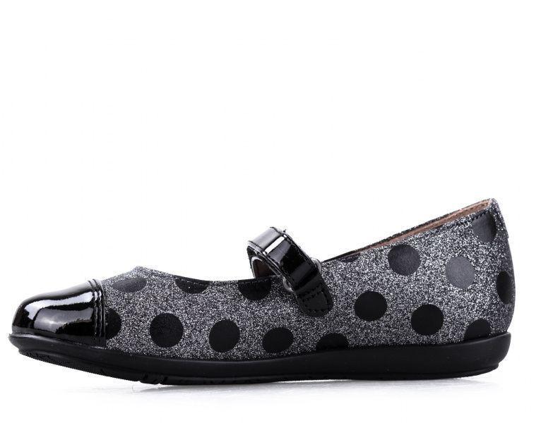 Балетки для детей Garvalin GL551 размерная сетка обуви, 2017