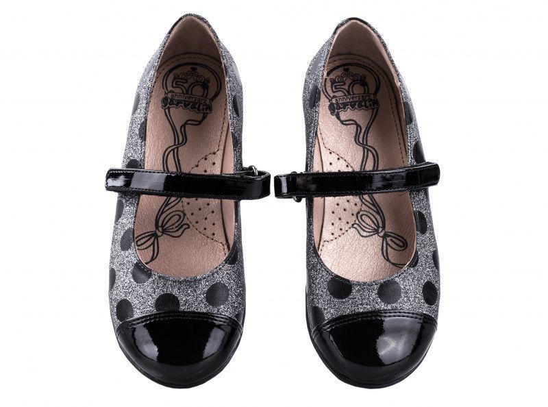 Балетки для детей Garvalin GL551 размеры обуви, 2017