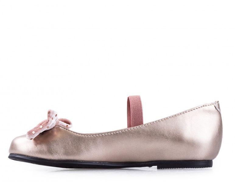 Балетки для детей Garvalin GL553 размерная сетка обуви, 2017