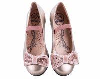 Балетки для детей Garvalin GL553 размеры обуви, 2017