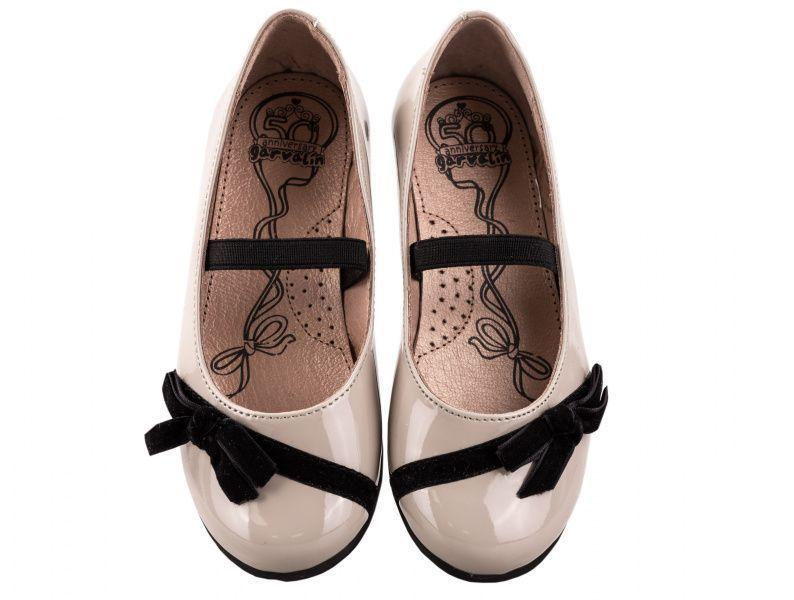 Балетки для детей Garvalin GL554 размеры обуви, 2017