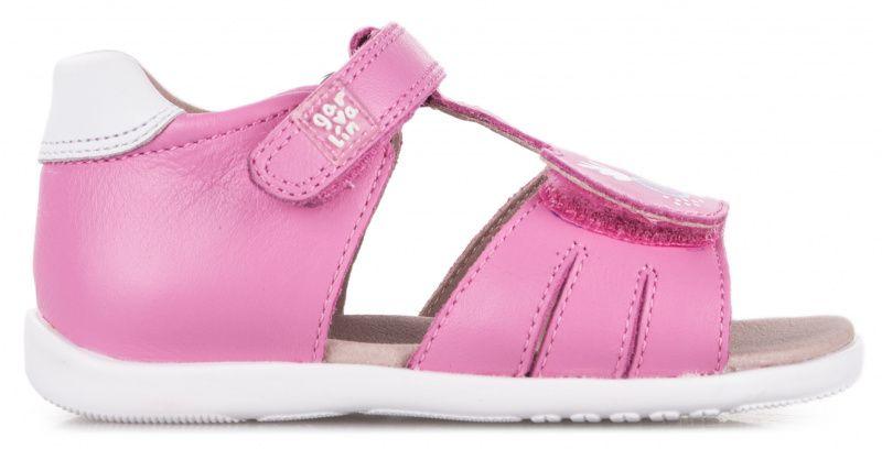 Сандалии для детей Garvalin GL587 размерная сетка обуви, 2017