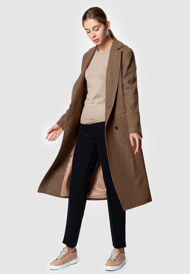 Пальто Arber модель GMW07.04.17 — фото 2 - INTERTOP
